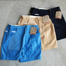 Engineered Garments - LONG BEACH SHORT-16W CORDS