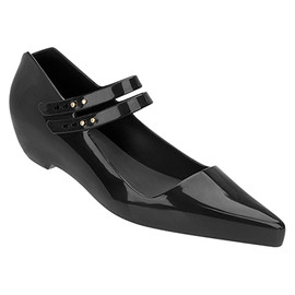 melissa - melissa melissia + Karl Lagerfeld double strap shoes