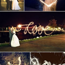 wedding - love sparks!