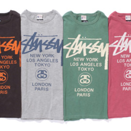STUSSY - STUSSY x Champion -Rochester Series-