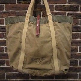 RRL - canvas tote bag