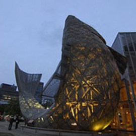 Fish Dance, Frank Owen Gehry - Fish Dance