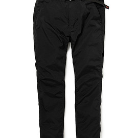 nonnative - CLIMBER EASY PANTS POLY WEATHER STRETCH COOLMAX® by GRAMICCI