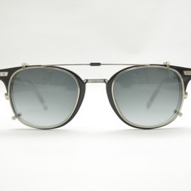 Garrett Leight California Optical - VENZIA Col.BK Clip On