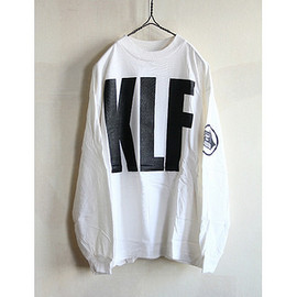 The KLF - KLF Long Sleeve T-Shirt (1991)