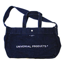 UNIVERSAL PRODUCTS - NEWS BAG INDIGO