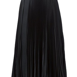 Christopher Kane - pleated midi skirt