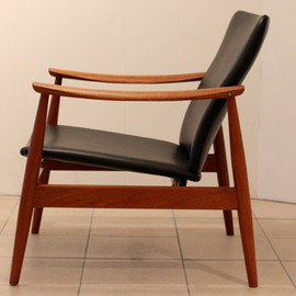 Finn Juhl - Finn Juhl easy chair