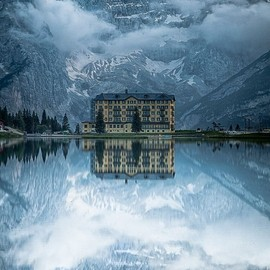 Italy - Grand Hotel Misurina