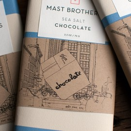 Chocolate, DQM, Mast Brothers - Chocolate x DQM x Mast Brothers Chocolate