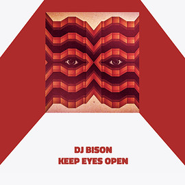 DJ BISON - KEEP EYES OPEN