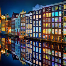 Amsterdam - The Night