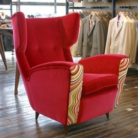 Paul Smith - armchair