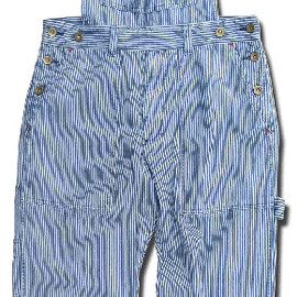 HEADGOONIE - Hickory Salopet Painter Pants