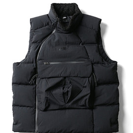 NIKE - TECH PCK FILL DOWN VEST