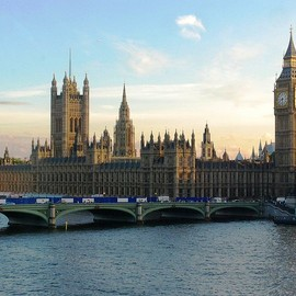 United Kingdom of Great Britain and Northern Ireland - the Palace of Westminster