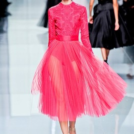Christian Dior - red