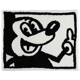 MEDICOM TOY - MICKEY MOUSE × Keith Haring RUG