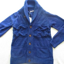 Oeuf2012AWアクセサリーKnittedcrownaccessoryニットクラウンS-L