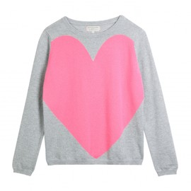 Chinti and Parker - Love Heart Sweater