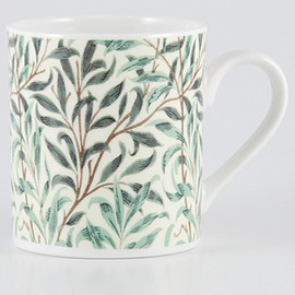 courtesy of William Morris Gallery, London  - Willow Boughs Bone China Mug (M33)