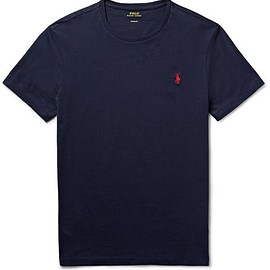 Polo Ralph Lauren - Cotton-Jersey T-Shirt