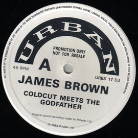 James Brown - Coldcut Meets The Godfather