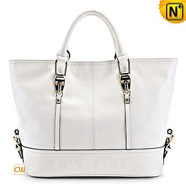 cwmalls - CWMALLS Womens Leather Satchel Totes CW206150