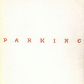 Ed Ruscha - Thirty Four Parking Lots