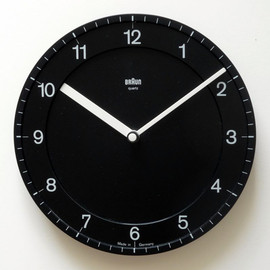 BRAUN - Wall Clock ABW 41