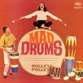 Bobby Black's Rolley Polley - Mad Drums