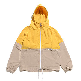 nanamica - nanamica/Nanamican Cruiser Jacket-Yellow×Beige