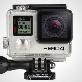 GoPro - GoPro HERO4 BLACK