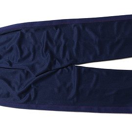 NEEDLES - Track Pant-Poly Smooth-Navy