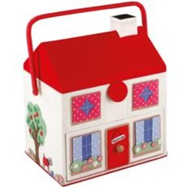 Cath Kidston - Town House Sewing Basket