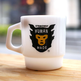 HUMAN MADE - HUMAN MADE FIRE-KING HM MUG