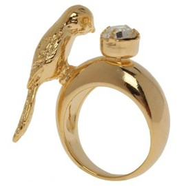 Armatine - Bird Fountain Ring