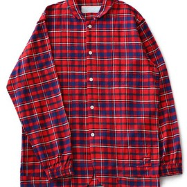 PHINGERIN - Night Shirt RC (red check)