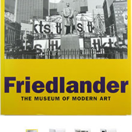 Lee Friedlander, Peter Galassi - Friedlander フリードランダー