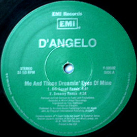 D'ANGELO - ME AND THOSE DREAMIN' EYES OF MINE feat. Redman