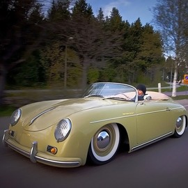 Porsche - 356 Dropped Speedster