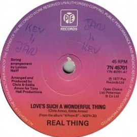 The Real Thing - Love's Such A Wonderful Thing