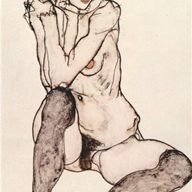 EGON ScHIELE - art prints