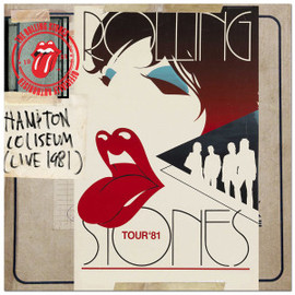 The Rolling Stones - Hampton Coliseum (Live, 1981) - FLAC Download