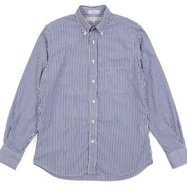 INDIVIDUALIZED SHIRTS - doo-bop Special Style Long Sleeve B.D.-Bengal Stripe