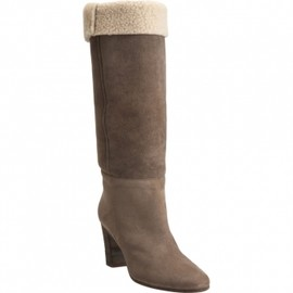 Maison Martin Margiela - Shearling Lined Knee Boot