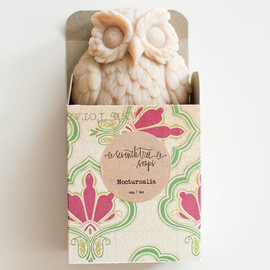 Seventh Tree Soaps - Chai & Vanilla Owl Soap