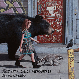 Red Hot Chili Peppers - The Getaway (Vinyl,LP)