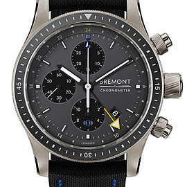 Bremont, Boeing - Model 247 Ti-GMT