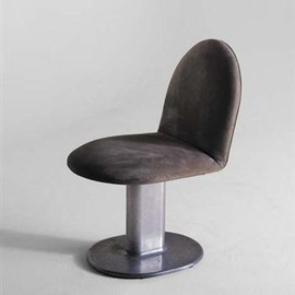 Poltronova - Harlow side chair, Designed by Ettore Sottsass